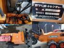 カワベ芋堀機、ポートレンチャーF25型、作業機本体も動作確認致しました、出品代理品です