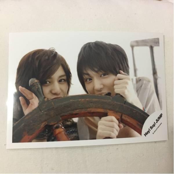 公式写真 Hey!Say!JUMP 山田涼介 伊野尾慧 やまいの コンサートグッズの画像