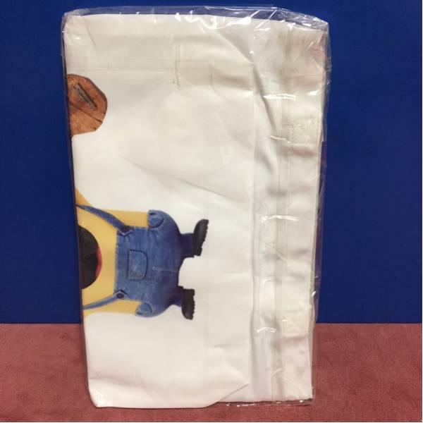 新品 ミニオンズ トートバッグ 手提げ袋 バック 未使用 ミニオン ボブ エコバッグ