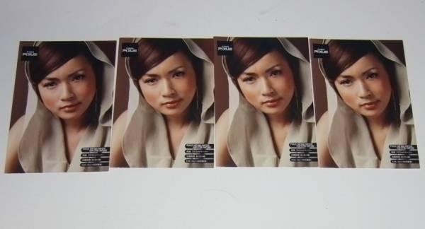 △▼販促写真4枚■長谷川京子/Canon PIXUS■