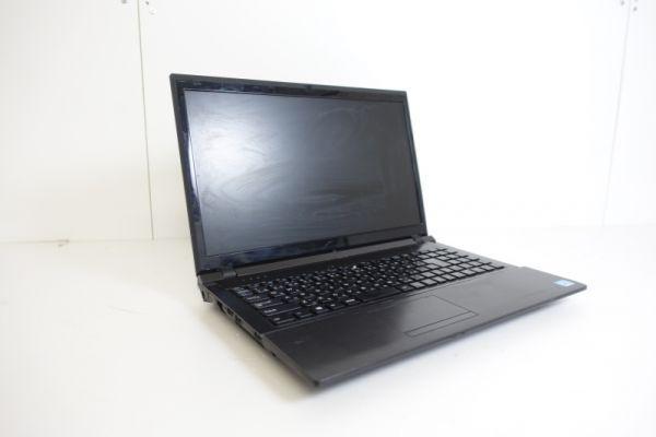 ノートPC CLEVO W255EU ブラック ノート パソコン HDD無 Core i3 D45_画像2