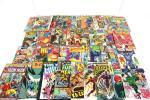 ① アメコミ リーフ 50冊 まとめて 大量 ヒーロー X-MEN アイアンマン スーパーマン キャプテンアメリカ 等 D64