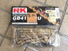 RK GB415HRUです。 NSR50 80 NSF100 GROM APE RS125 NSF250 TZM KSR NS