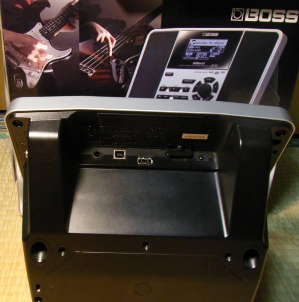 【美品!】 BOSS JS-10 『付属品:元箱・取扱説明書(カラー)・電源ACアダプター・SDカード・USBケーブル等』