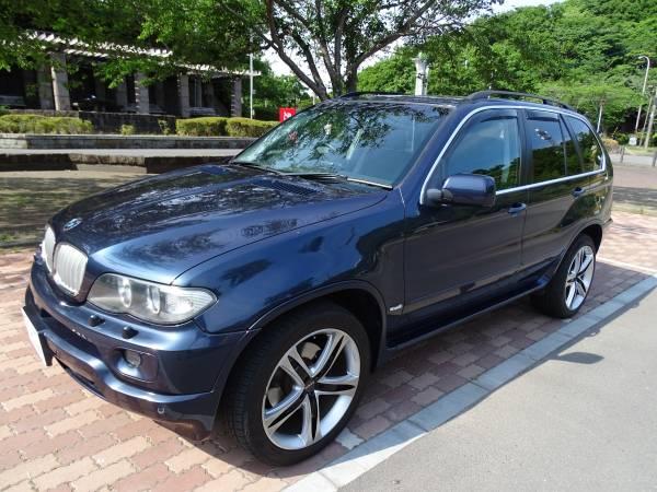 ★☆ 個人出品/BMW X5(E53)4.4i/2005年/20インチ/ビルシュタイン車高調 ☆★