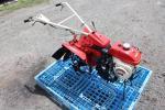 割と良品 イセキ 1輪 管理機 ランド ミニ 45 カルチ 土上げ 培土器付属 すぐ使えます。