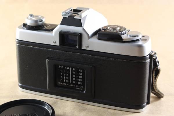 Minolta XG-E ジャンク品扱い ミノルタ_画像2