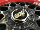 BBS RG限定カラーブラック&レッド 17x8.5J ET35x2本17x9.5J ET45x2本114.3 5H展示品