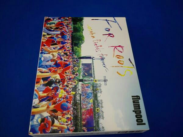 flumpool 真夏の野外★LIVE 2015 「FOR ROOTS」 ~オオサカ・フィールズ・フォーエバー~ at OSAKA OIZUMI RYOKUCHI ライブグッズの画像