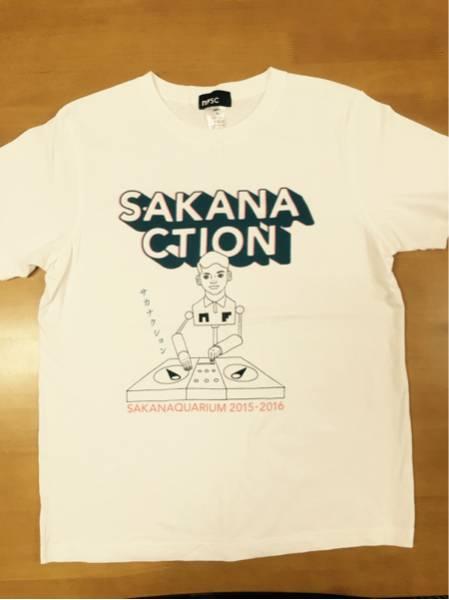 サカナクション ツアーTシャツ ライブグッズの画像