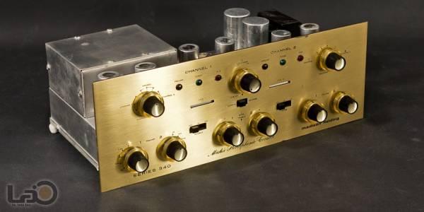 米国Madison Fielding Series 340 プリアンプ Master Stereophonic_画像2