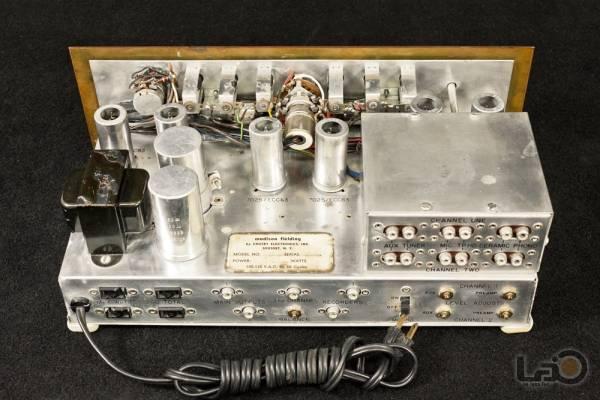 米国Madison Fielding Series 340 プリアンプ Master Stereophonic_画像3