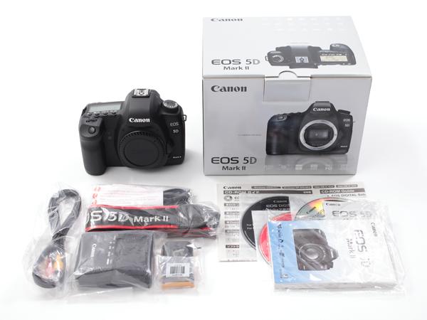 シャッター5696回 キヤノン Canon EOS 5D mark 2 マーク2 mark II