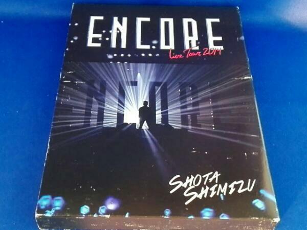 清水翔太 ENCORE TOUR 2014 ライブグッズの画像