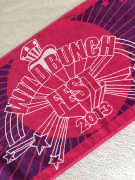 WILD BUNCH FEST 2013 / ワイルドバンチフェス タオル