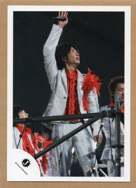 ★嵐 公式写真 相葉雅紀 カウコン カウントダウン Jロゴ 1枚★B80