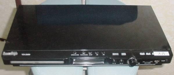 注目:Panacea★ベルソス多機能DVDプレーヤー Divx,Xvid対応★故障_画像1