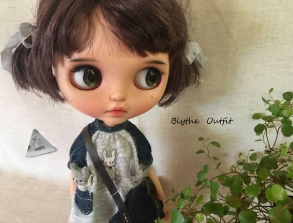 *Blythe outfit・パペット・洋服set ♪ *