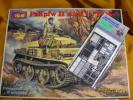 エデュアルド製EPセット添え!ICM1/35?号戦車L型ルクス 獰猛なヤマネコ 超破格価 パーツは未開封で揃っています。