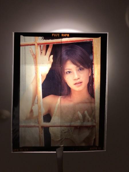 安田美沙子 sabra オリジナル セクシーポジフィルム 超限定!!  非売品 1  グッズの画像