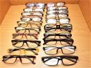 153 眼鏡 メガネ フレーム 20本 プラスティック TR ウェリントン ボストン メンズ レディース レイバン トムフォード エフェクター 風等