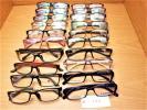 154 眼鏡 メガネ フレーム 20本 プラスティック TR ウェリントン ボストン メンズ レディース オークリー moscot 999.9 エフェクター 風等