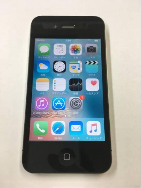アップル iPhone4s 64GB 本体 初期化 ソフトバンク apple