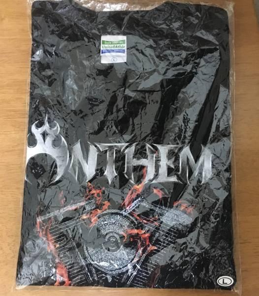 アンセムTシャツ Lサイズ ANTHEM Ozzfest2013 Tシャツ 未開封 未使用長期保管品