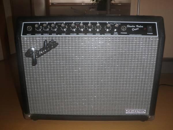 Fender StudioValve SV-20CE