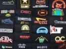 ◆古着卸USA■バックプリント黒Tシャツ24枚セット★ワンポイント★★★ XL ブラック