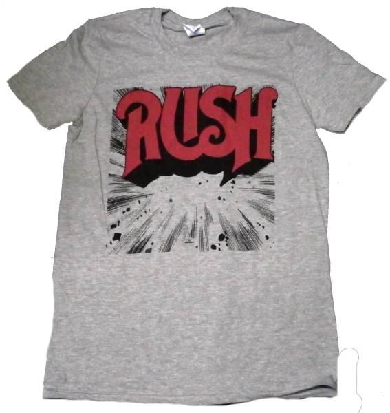 即決!RUSH Tシャツ Mサイズ 新品未着用【送料164円】