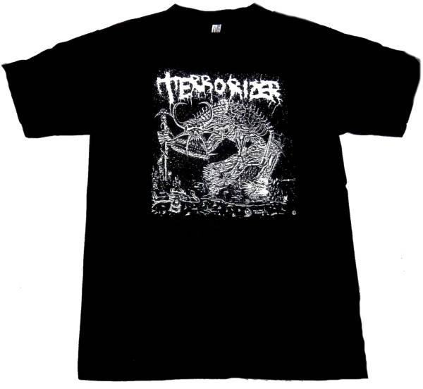 即決!TERRORIZER Tシャツ Lサイズ 新品未着用【164円】