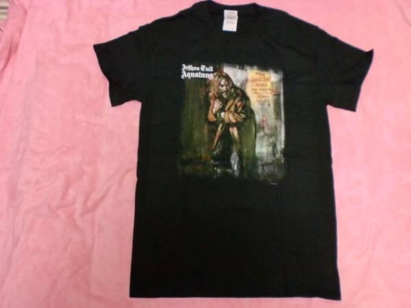 JETHRO TULL ジェスロ タル Tシャツ S バンドT ロックT Ian Anderson