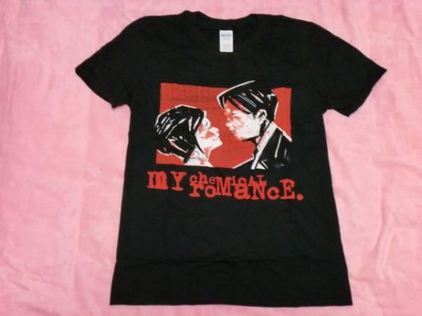 MY CHEMICAL ROMANCE マイ ケミカル ロマンス Tシャツ S バンドT ロックT Three Cheers