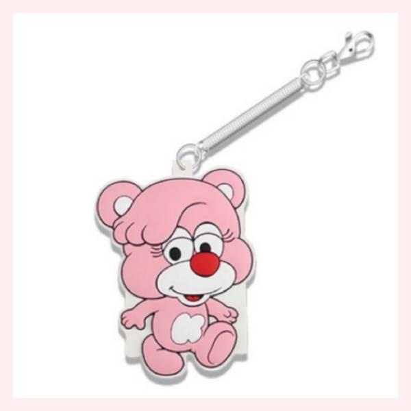 KLOOP【ラバーパスケース:ピンク】★倖田來未 非売品・新品 ライブグッズの画像