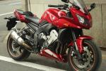 * FZ-1 フェザー /Fazer RN21J ☆ピカピカ外装/美車☆ H31年2月迄車検付/2008年モデル/1円〜