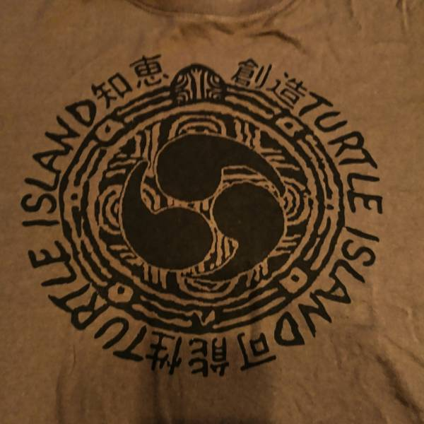 turtle island タートル アイランド ORdER hard core 666 PUNK discharge chaos uk