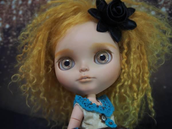 ブライス カスタム *** Little Vampire Girl ~ CLAUDIA / クラウディア *** ★Д-custom★