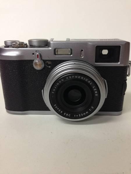 カメラ FUJIFILM FINEPIX X100 富士フィルム bk68