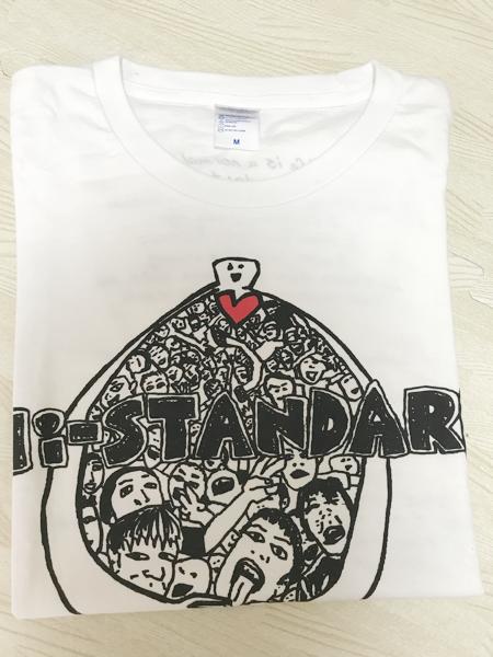 ハイスタ Tシャツ pizza of death ken yokoyama 横山健 hi-standard ライブグッズの画像