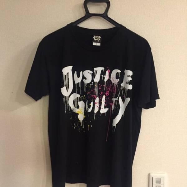 GLAY ツアー Tシャツ JUSTICE & GUILTY ツアー Mサイズ ジャスギル ツアー