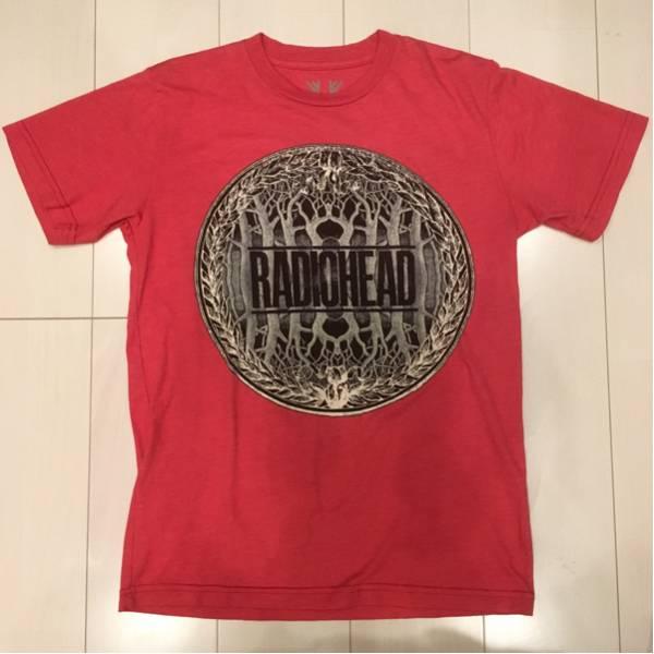 RADIOHEAD Tシャツ レディオヘッド vintage アメリカ製 S