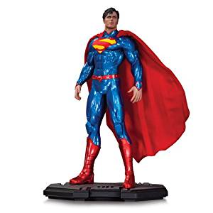 DCコミックス スーパーマンスタチュー グッズの画像