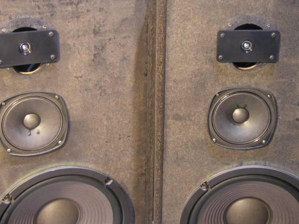 【高音質】★★SONY製,SS-L350,3WAYスピーカーペア、ツイーターは交換★★_ツイーターは交換。