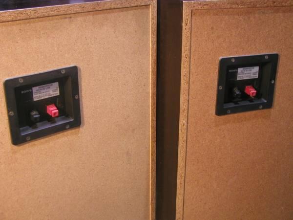 【高音質】★★SONY製,SS-L350,3WAYスピーカーペア、ツイーターは交換★★_日本製。