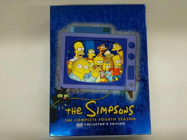 ザ・シンプソンズ シーズン4 DVDコレクターズBOX グッズの画像