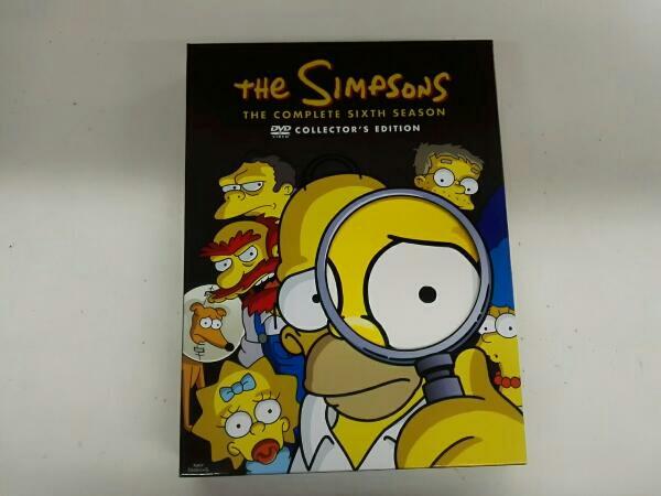 ザ・シンプソンズ シーズン6 DVDコレクターズBOX グッズの画像