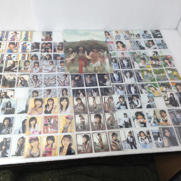 ZONE ツアーアストロガール&カード型プロマイド122枚♪ガールズロックバンド♪381