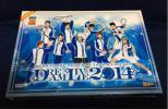 ミュージカルテニスの王子様 テニミュ2nd DREAM LIVE2014 DVD 初回限定盤 ドリライ