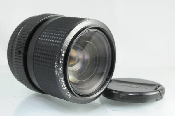 送料無料★MINOLTA MD ZOOM 35-70mm F3.5★2402